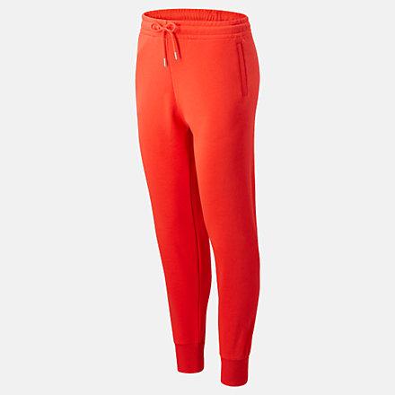 New Balance Sport Style Optiks Fleece Pant, WP03523ENR image number null