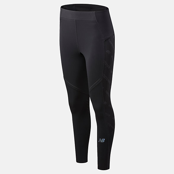 New Balance SPEEDRIFT Tight, WP03902BK
