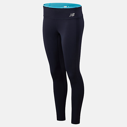 New Balance Accelerate Colorblock Tight, WP11218VLS image number null