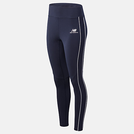 NB NB Athletics Piping Legging, WP11506ECL image number null