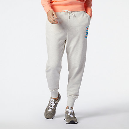 New Balance NB Essentials Field Day Fleece Pant, WP11507SAH image number null