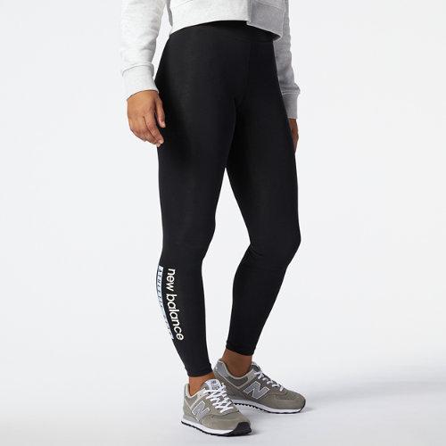 New Balance Mujer NB Essentials Field Day Legging - Black, Black