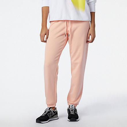 New Balance Sport Style Optiks Fleece Pant, WP11514CDP image number null