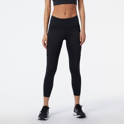 New Balance Mujer NB All Terrain Legging - Black, Black