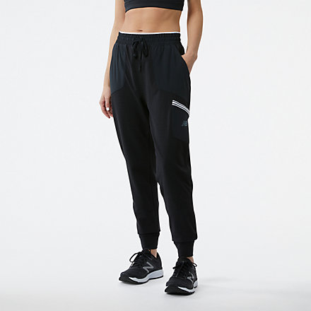 NB Pantalons Q Speed, WP13284BK image number null
