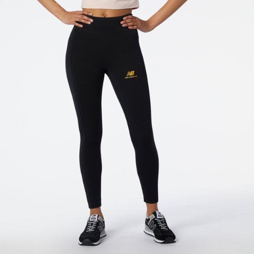 New Balance Women's NB Athletics Higher Learning Legging - Black, Black