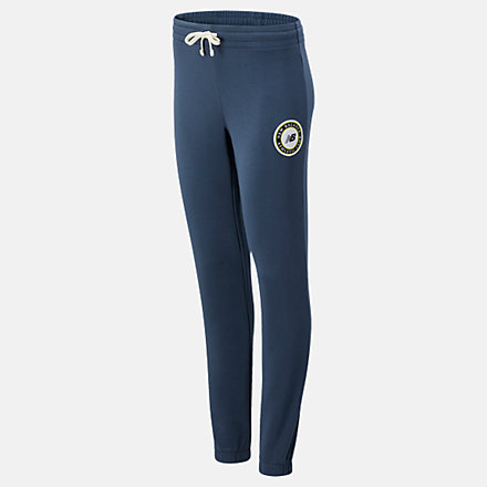 New Balance NB Essentials Athletic Club Sweatpant, WP13503DOG image number null