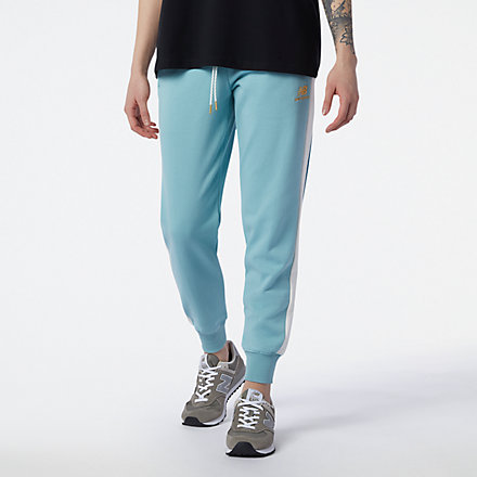 New Balance NB Athletics Higher Learning Sweatpant, WP13513STB image number null