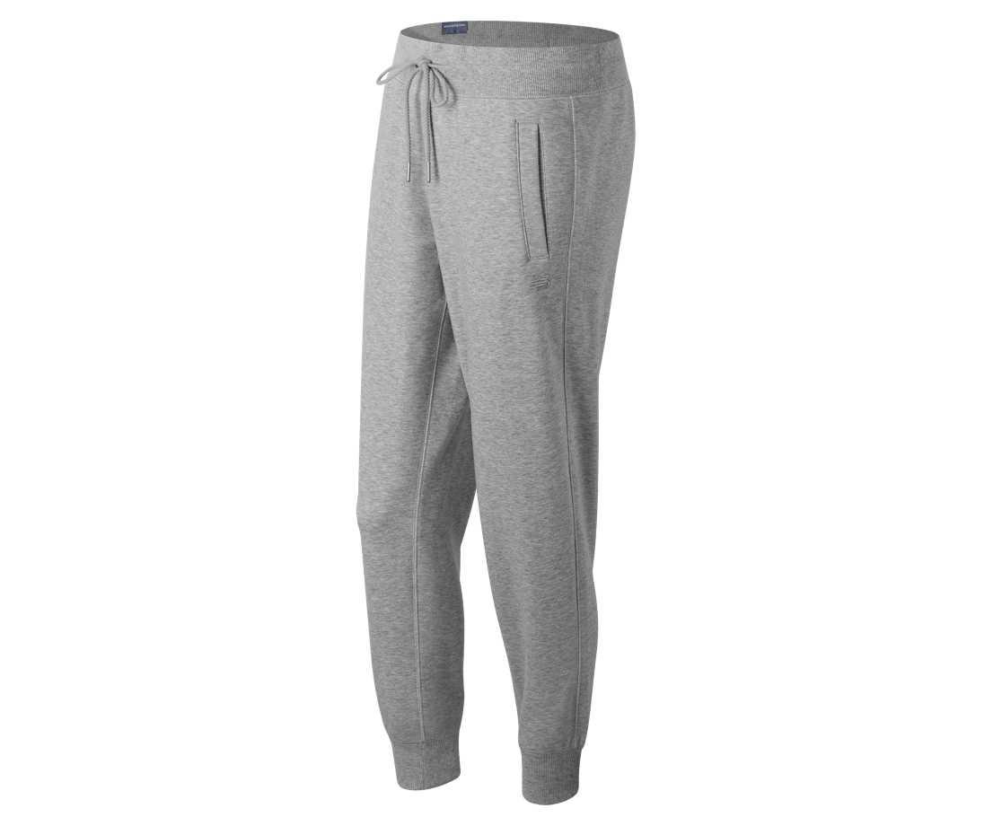 New Balance Classic Tailored Sweatpant, Athletic Grey