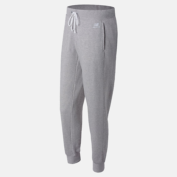 New Balance Fleece Tapered Pant, WP71861AG
