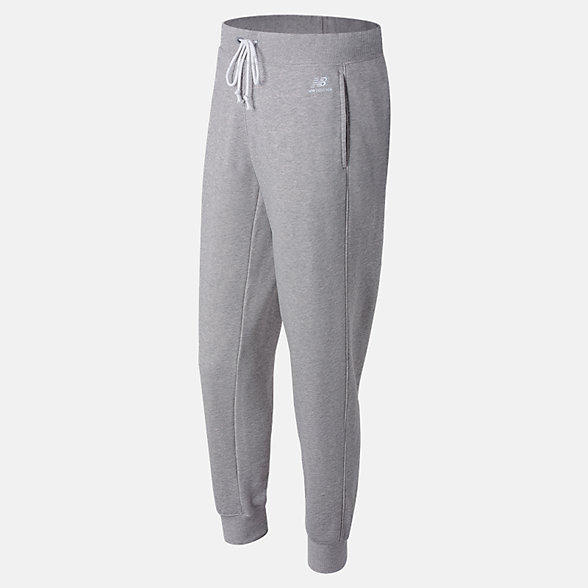 New Balance Fleece Tapered Pant, WP71861AG