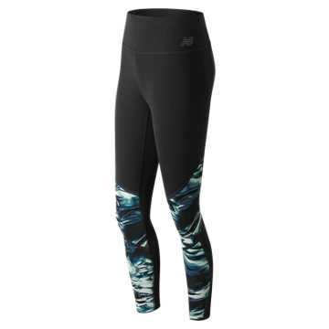 New Balance Intensity Tight, Black Thermal Wrapping