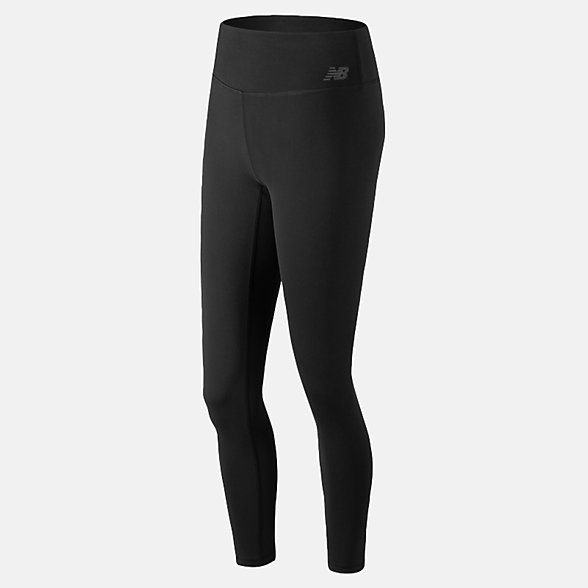 New Balance High Rise Transform Tight, WP73143BK