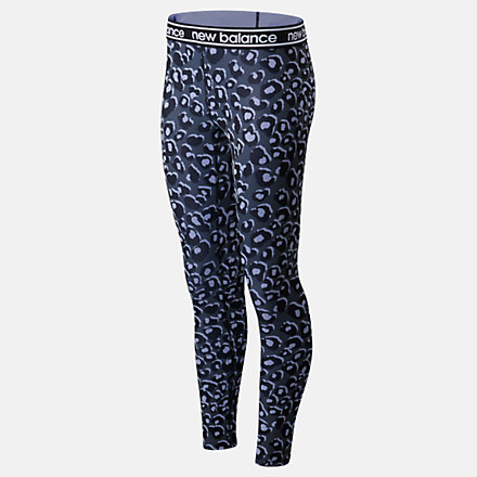 New Balance Printed Accelerate Tight, WP81136AMP image number null