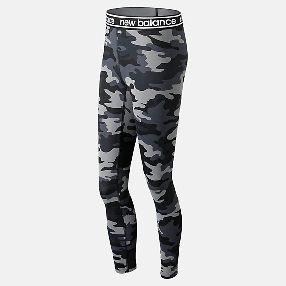 New Balance Printed Accelerate Tight, WP81136BKH