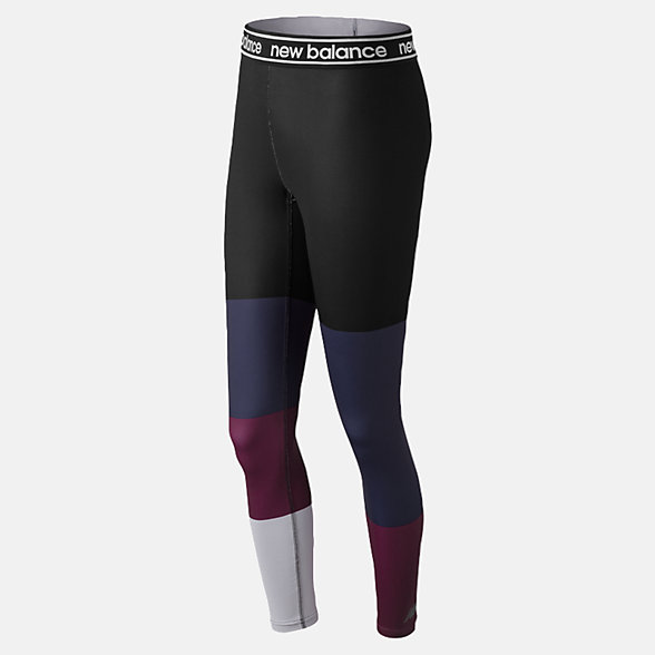 New Balance Printed Accelerate Tight, WP81136CLT