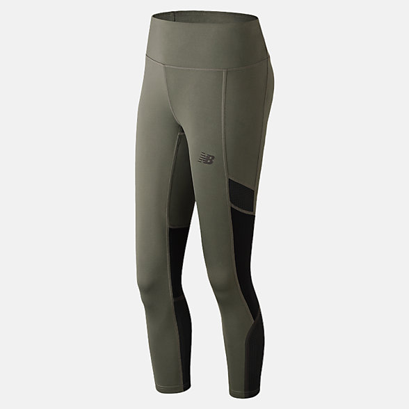 New Balance Q Speed Crop, WP81232MFG