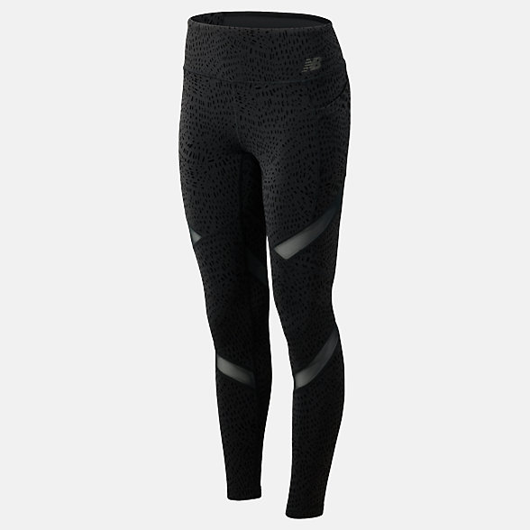 New Balance High Rise Transform Pocket Tight, WP83142BKK