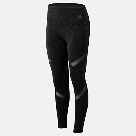 New Balance High Rise Transform Pocket Tight, WP83142BKK image number null