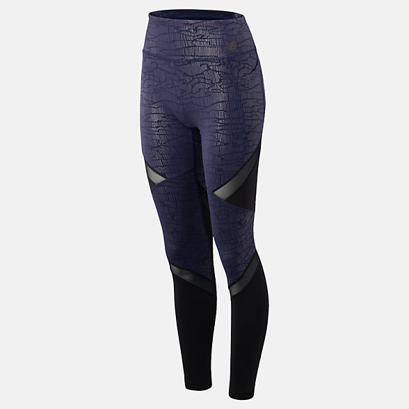New Balance High Rise Transform Pocket Tight, WP83142PGP