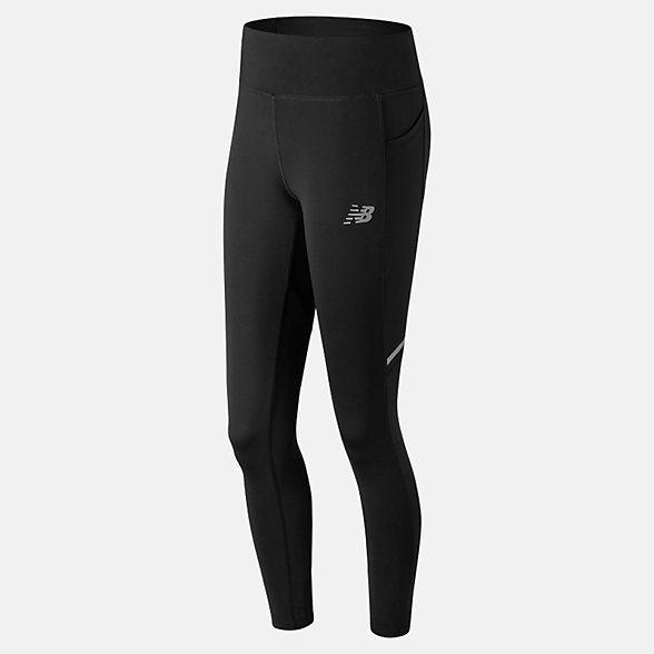 New Balance Premium Printed Impact Tight, WP83228BK