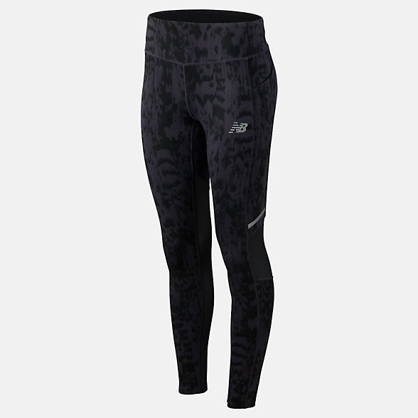 NB Printed Impact Leggings, WP83229IVI
