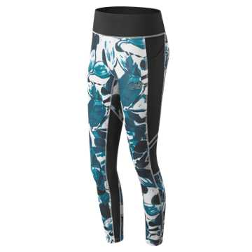 New Balance Printed Impact Tight, North Sea