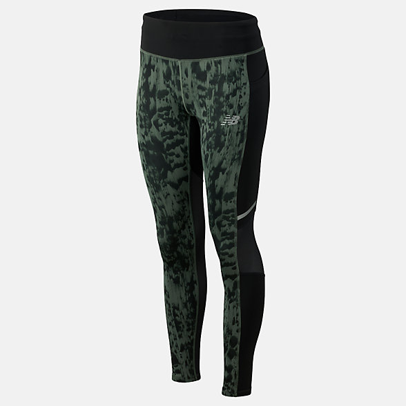 New Balance Printed Impact Tight, WP83229SLG