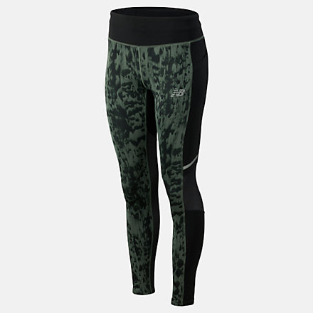 New Balance Printed Impact Tight, WP83229SLG image number null