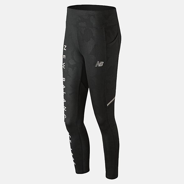 New Balance Premium Printed Impact Tight, WP83230BKK