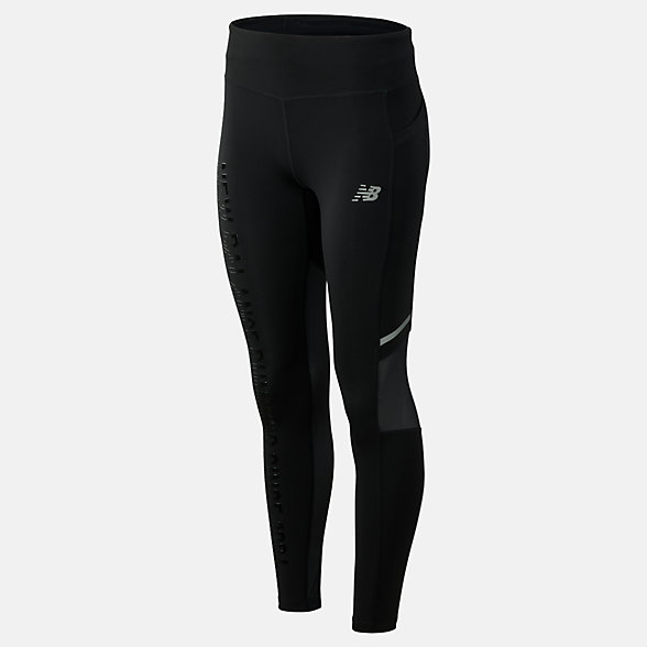 New Balance Premium Printed Impact Tight, WP83230BM