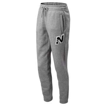 New Balance Varsity Sweatpant, Athletic Grey