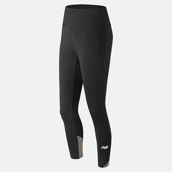 New Balance Legging 247 Sport, WP83543BK