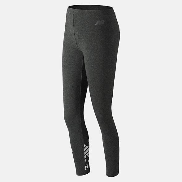 New Balance Essentials Cotton Legging, WP83554HC