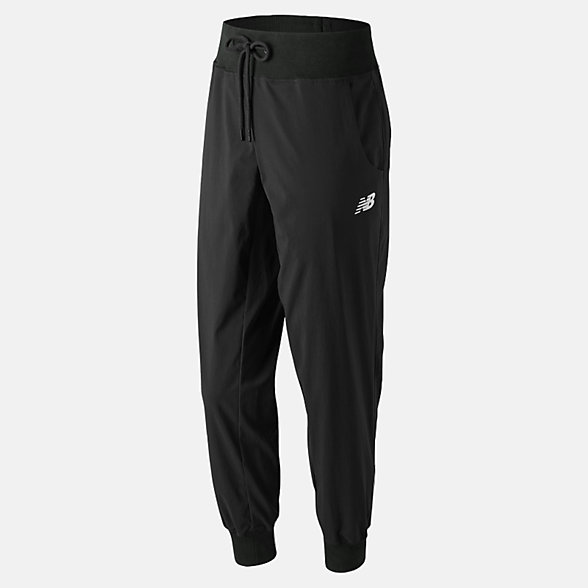 New Balance 247 Sport Commuter Pant, WP83558BK