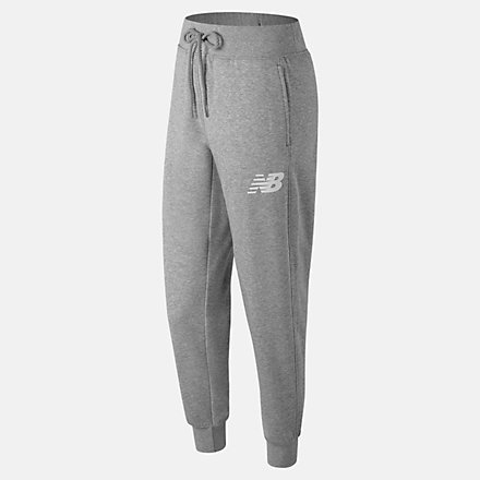 New Balance Core Tapered Sweatpant, WP83855AG image number null