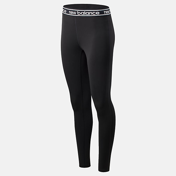New Balance Relentless Colorblock Tight, WP91134BKW