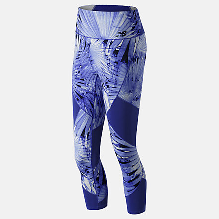 New Balance Printed Feel The Cool Crop, WP91144UVB image number null