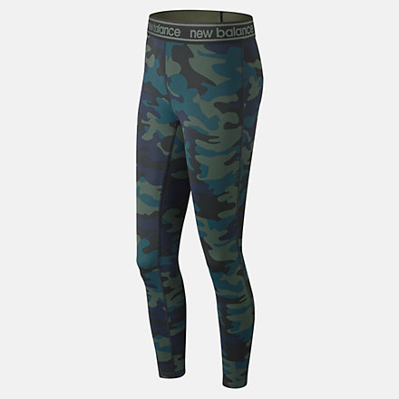 New Balance Printed Color Block Accelerate Tight 2.0, WP91148FRS image number null