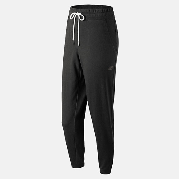 New Balance Pantalon de jogging Relentless, WP91158BK