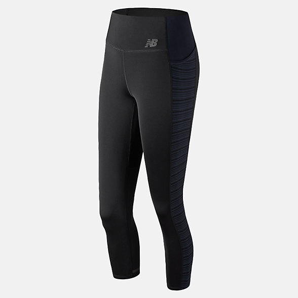 New Balance Q Speed Crop, WP91203BK