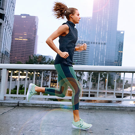 New Balance Q Speed Crop, WP91203DVE image number null