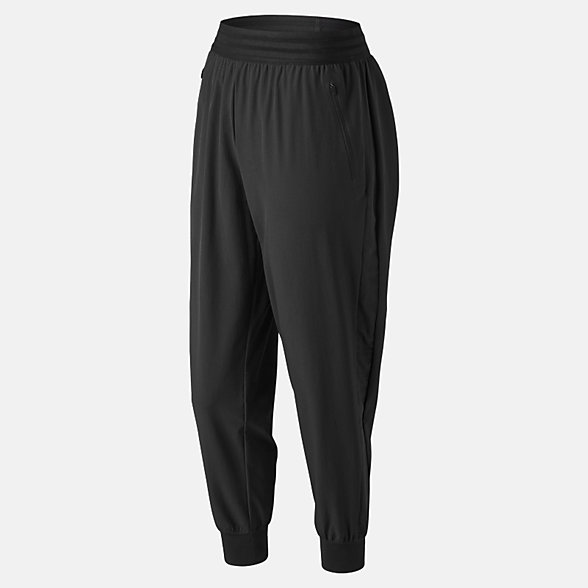 New Balance Sport Style Select Woven Pant, WP91504BK