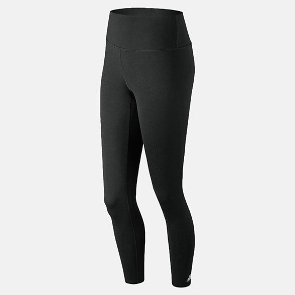 NB Sport Style Select Leggings, WP91505BK