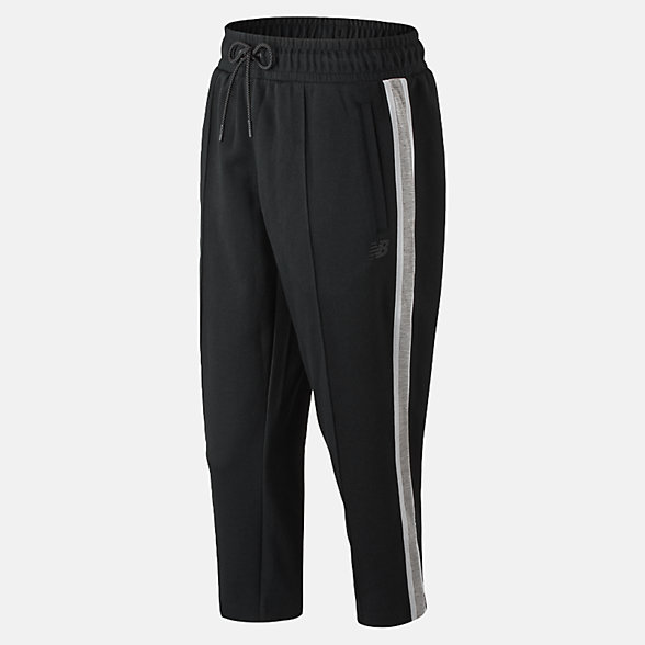NB NB Athletics Select Cropped Track Hose, WP91519BK