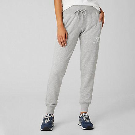 New Balance Pantalon en molleton Essentials FT, WP91545AG image number null