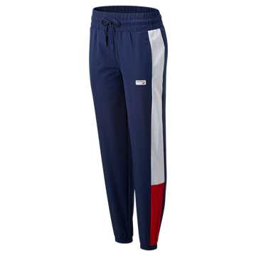 New Balance NB Athletics Wind Pant, Pigment