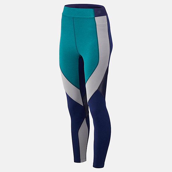 New Balance Reclaim Hybrid Tight, WP93102TRH