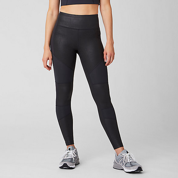 NB Leggings Determination Stretch, WP93126BK