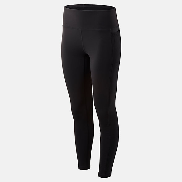 New Balance Determination Luxe Tight, WP93131BK